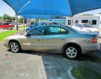 2001 Pontiac Bonneville SE